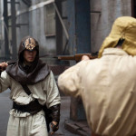 Filming Assassin's Creed Project in China