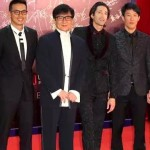 Dragon Blade wins best action at the Huading Film Awards in Hong Kong