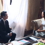 "Filming Chinese TV Drama ""Marry to the West"" with lead actress Wei Ren"