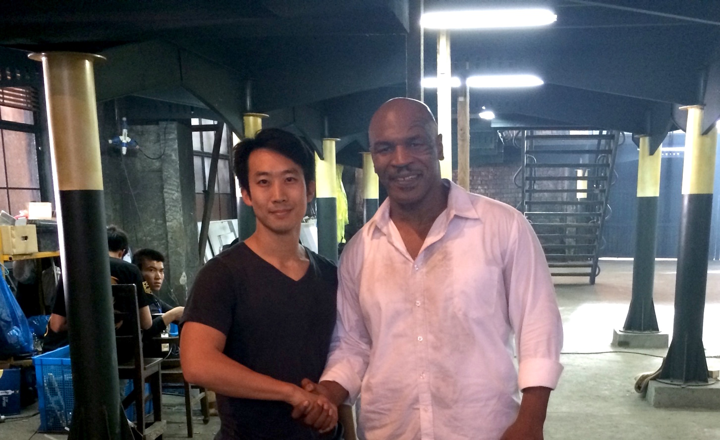 Stunt Coordinator For Ip Man 3 Working With Donnie Yen And Mike Tyson The Blog Of Alfred Hsing