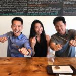 Martial Arts and a Meal Episode 1: Taekwondo with Master Simon Rhee
